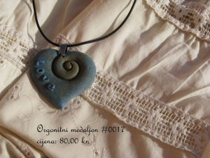 orgonitni medaljon